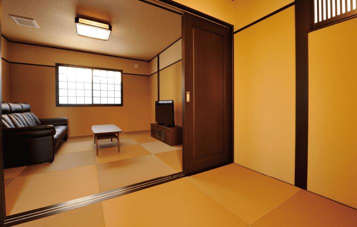 親族控室/別館